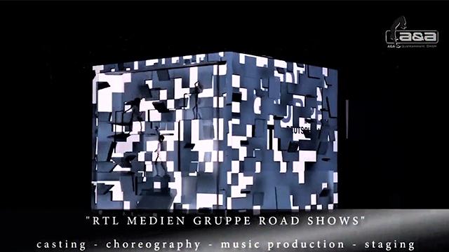 RTL MEDIENGRUPPE - ROAD SHOW 2011